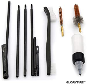 Gun Cleaning Kit Pistol for AR15, M16, M4 by Glory Fire 2